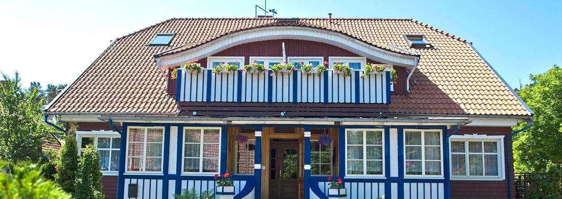 villa Misko namas, nida Lithuania